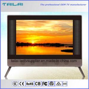 Super Slim Flat 17inch 4: 3 Direct Backlight LED TV with High Brightness