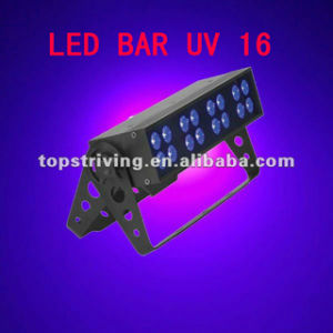 16*3W UV LED Bar Light LED Bar UV 16 Black Light UV Light