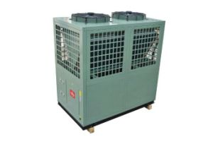 Heat Pump Hot Water + Cooling/Heating System