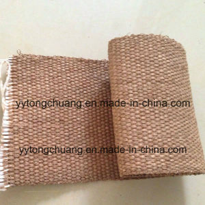 Vermiculite Coated Fire Resistance Glass Fiber Tape pictures & photos