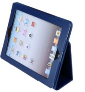 Classic Design Leather Case for iPad