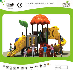 Kaiqi Small Colourful Slide Set for Children′s Playgrounds (KQ20009A) pictures & photos