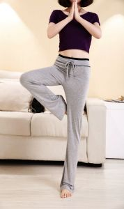 Good Price High Quality Casual Colorful Modal Yoga Sport Pants pictures & photos