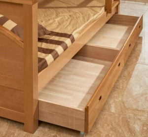 Solid Wooden Bed Room Bunk Beds Children Bunk Bed (M-X2209) pictures & photos