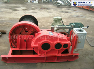 Electromagnetic Brake Winch(Cabrestante, treuil, guincho) pictures & photos