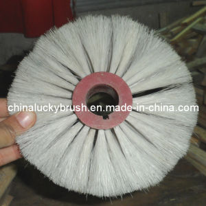 Plastic Woodworking Machinery Polishing Brush (YY-026) pictures & photos