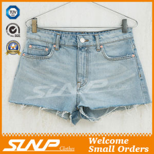 Hot Young Lady Denim Shorts Pant Clothes
