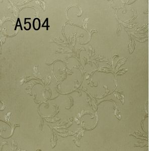 Italy Design Deep Embossed Vinyl Wallpaper
