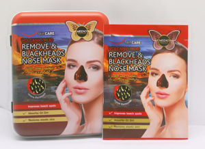 Volcanic Mud Blackhead Removing Nose Mask pictures & photos
