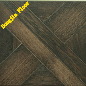8mm and 12mm Parquet Laminate Floor pictures & photos