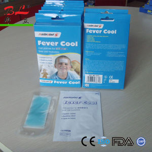 Cool Patch/Cooling Gel Sheet/Fever Patch/Cool Pain Relief Patch pictures & photos