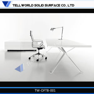 Multi Color Choose Office Table Cusotmized Unique Office Desk Design Luxury Executive Office Desk pictures & photos