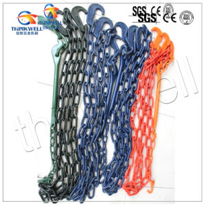 Superior Quality G80 Container Lashing Chain with C Hook pictures & photos