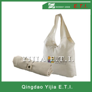 Eco Friendly Foldable Cotton Canvas Sling Bag