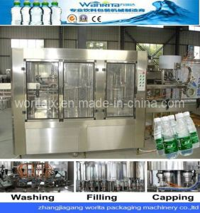 Pure Water Bottling Plant (WD18-18-6) pictures & photos