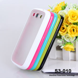 2013 New Products of Luminous Transparent Case for Samsung Galaxy S3 (S3-010)