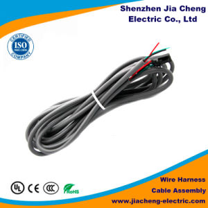 Auto Wire Harness Electronic Equipment Male and Female Connector pictures & photos