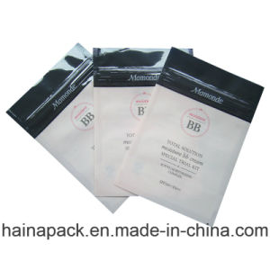 Plastic Compound Printing Packaging Liquid Cosmetic Bag