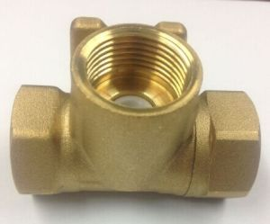 Brass Copper Ball Valve Body pictures & photos