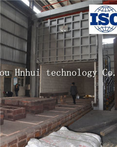 High Performance Heating Industrial Furnace for Casting Aging Heat Treatment