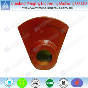 Cast Steel Agricultural Machine Casting Part