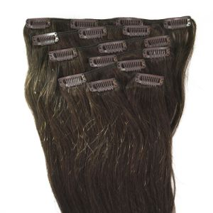 Clip on Human Remy Hair Extension
