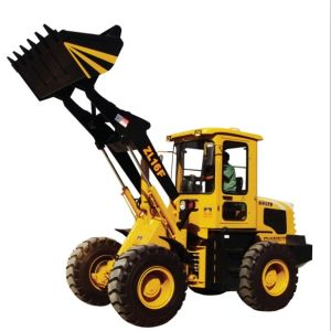 1600kg Wheel Loader with CE pictures & photos
