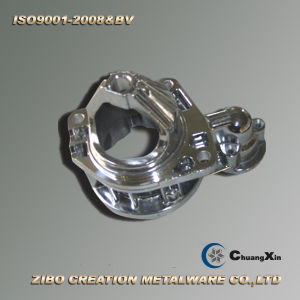 Aluminum Casting Heavy Truck Starter Housing pictures & photos