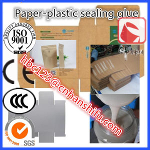 White Latex Glue Solid Content 45% pictures & photos