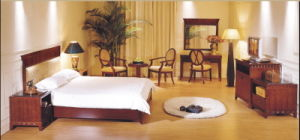 Wooden Hotel Room Furniture F1050