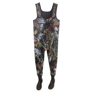 Waterproof Neoprene Camo High Chest Fishing Wader (HX-FW0009) pictures & photos
