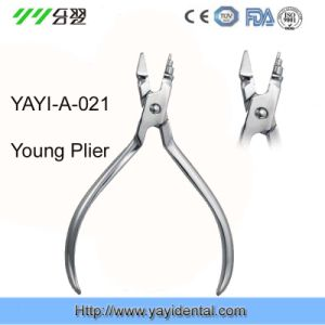 Orthodontic Plier - Young Plier (YAYI-021) pictures & photos