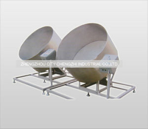 Stainless Steel Peanut Coating Machine pictures & photos