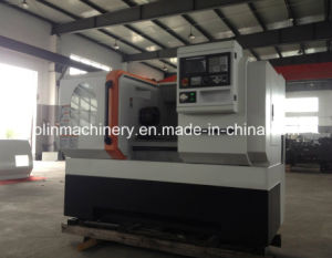 Gear Spindle 350mm Swing Flat Bed CNC Metal Lathe (BL-H6135) pictures & photos