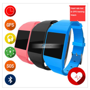 GPS Tracker, Sos Number, Making a Call Best ECG Heart Rate Monitor Watch