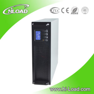15kVA/12kw High Frequency Online UPS for Data Center