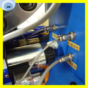 Vertical Style 1/4 Inch to 2 Inch 4sp/4sh Hydraulic Hose Buckling Machine pictures & photos