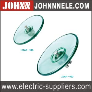 Toughened Glass Suspension Insulator-Lxap pictures & photos