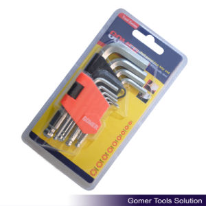 9PCS Hot Sale Ball Point Hex Key (T01383)