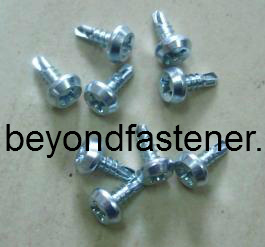 Pan Framing Screw Wafter Screw Self Drilling Screw pictures & photos