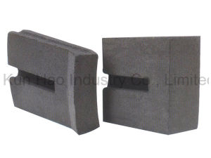 Insulating Silicon Carbide Brick for Blast Furnace