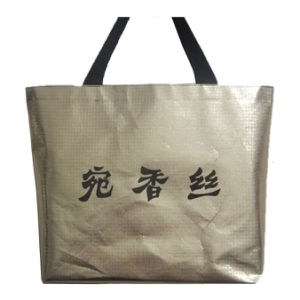 db2be9097429 China Fashion Laser Laminated Tote Bag