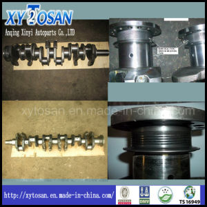 Steel Crankshaft for Benz Om355 352 346 Engine Shaft pictures & photos