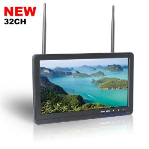 "10.1"" Wireless LCD Monitor for DVR, Aerophotography pictures & photos"