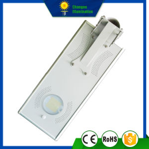 15W All in One LED Panel Street Solar Light Lamp