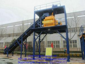 China Hongda Hzs60 Concrete Batching Plant - China Concrete Mixting
