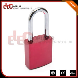 Safety Colorful Aluminum Padlock Lockout with 38mm Shackle pictures & photos