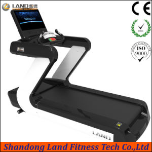 High Quality Gym Fitness Equipment 21.5inches LCD Screen Commercial Treadmill