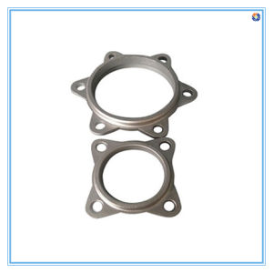 Die Casting Clamping Flange Made of Stainless Steel pictures & photos