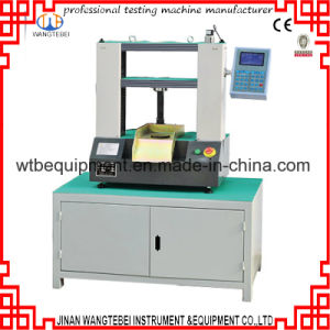 Wty-S10 Electronic Compression Testing Machine (iron ore pellets)